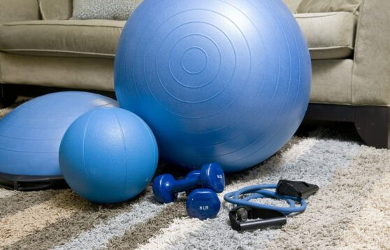 Setting up a Home Workout Space